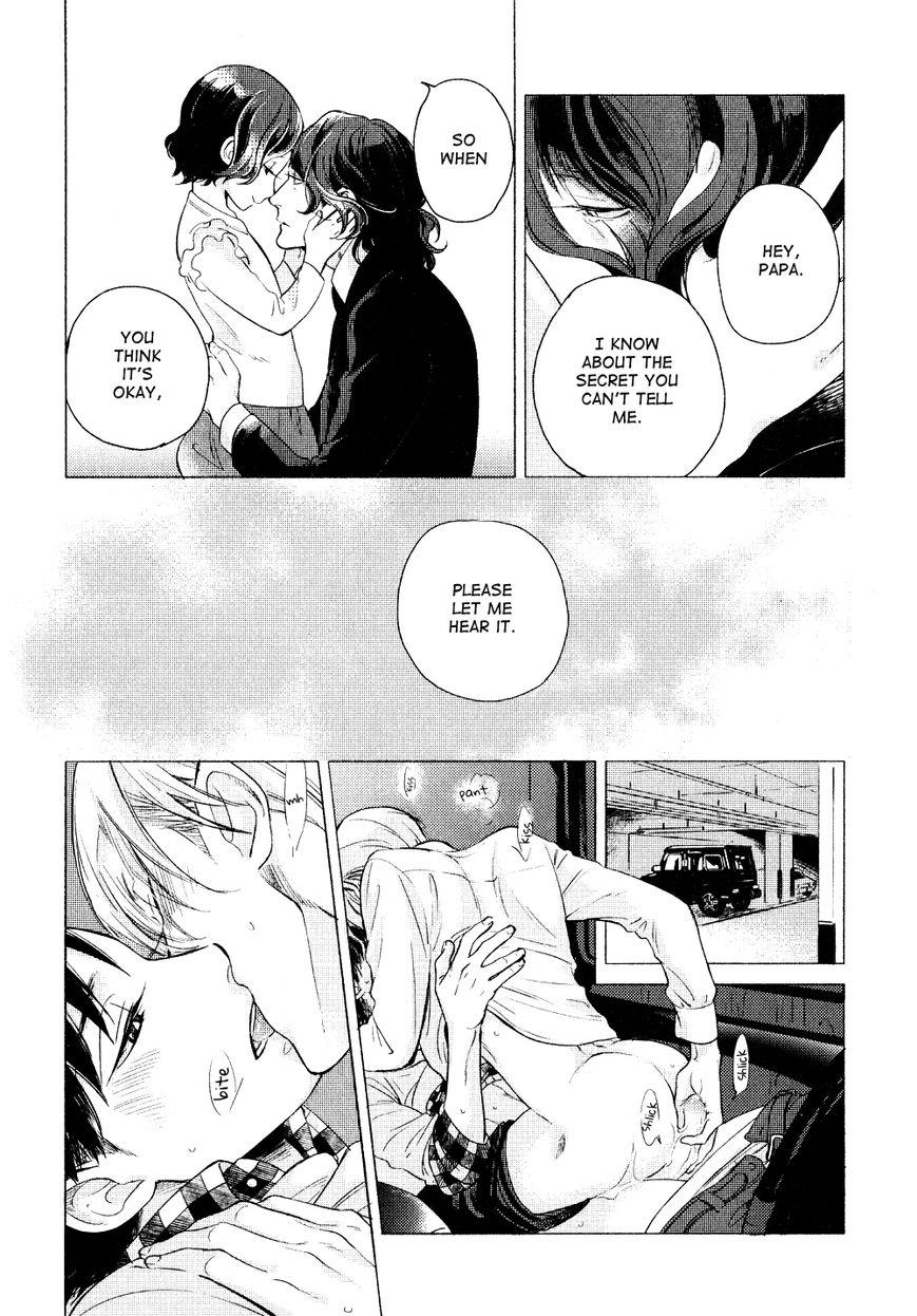 Yondaime Ooyamato Tatsuyuki - Chapter 13