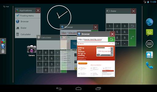 Descargar Floating Apps (Multitasking) v4.2 APK</strong