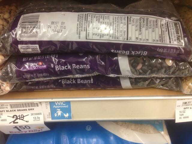 Black Beans, Dry, 1 lb, Safeway Kitchens - Safeway