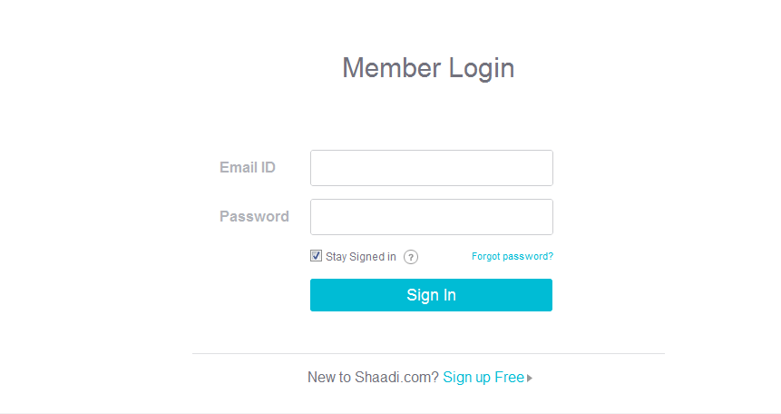 Shadi Matrimoney com-This site about matrimony login, Matrimonial