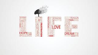 Life quote, hope, love, motivation, journey,soul