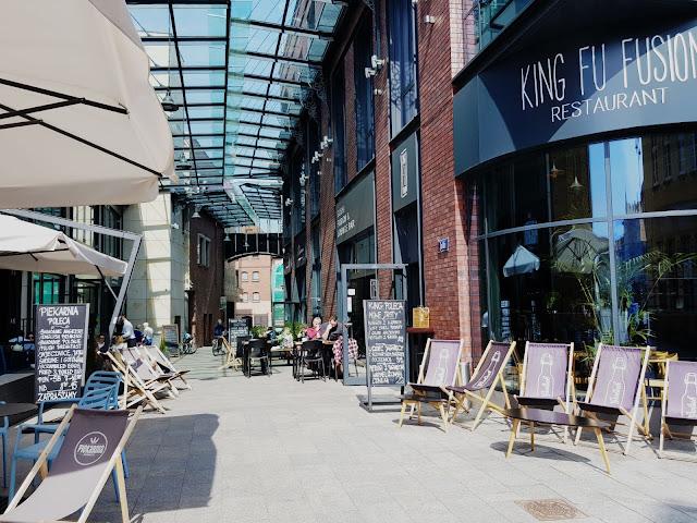 Bydgoszcz- Restauracja King Fu Fusion z kącikiem dla dziecka