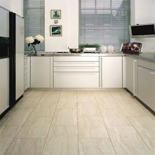 Some choices of kitchen flooring ideas