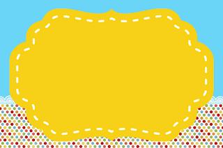 Para hacer invitaciones, tarjetas, marcos de fotos o etiquetas, para imprimir gratis de Fiesta de Winnie the Pooh.
