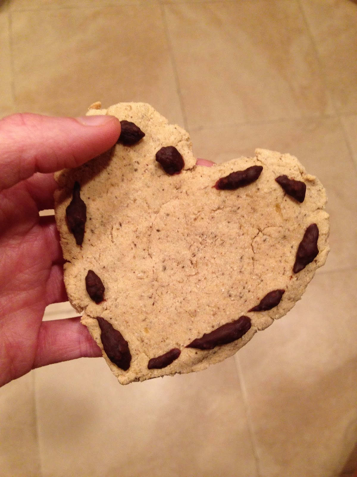 vegan gluten free celiac cookie