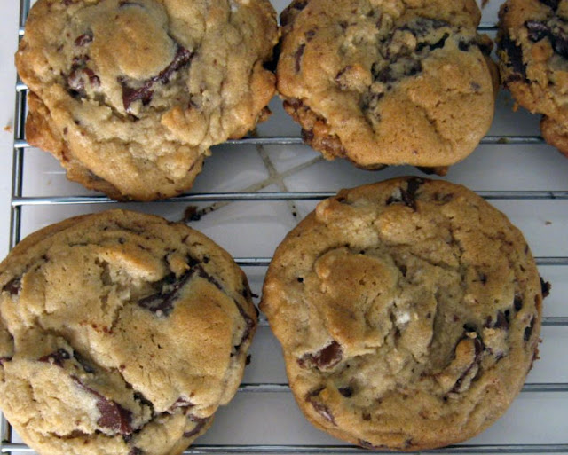 Jacques Torres Chocolate Chip Cookies by freshfromthe.com