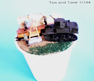 1/144 diorama
