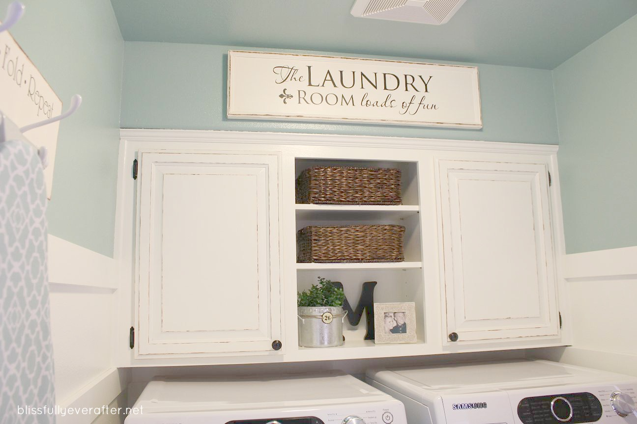 Used Kitchen Cabinets Vt Our Laundry Room Makeover For Only 100 Grace Filled