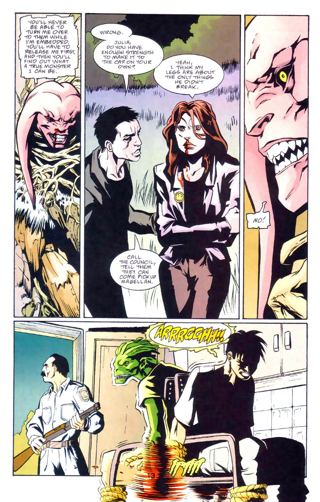 Read online Midnight, Mass comic -  Issue #3 - 14
