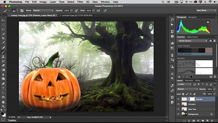 Download Adobe Illustrator CC 2017 Free halloween image