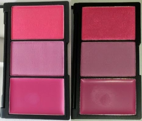 Blush by 3 sleek makeup sweet cheeks détail