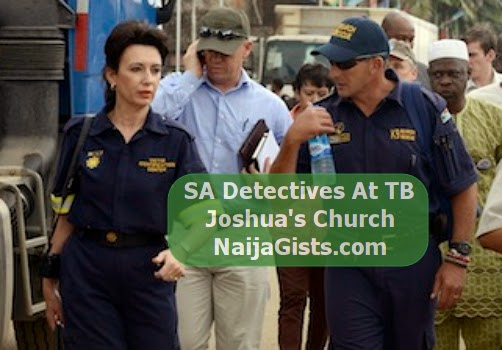 south african detectives tb joshua