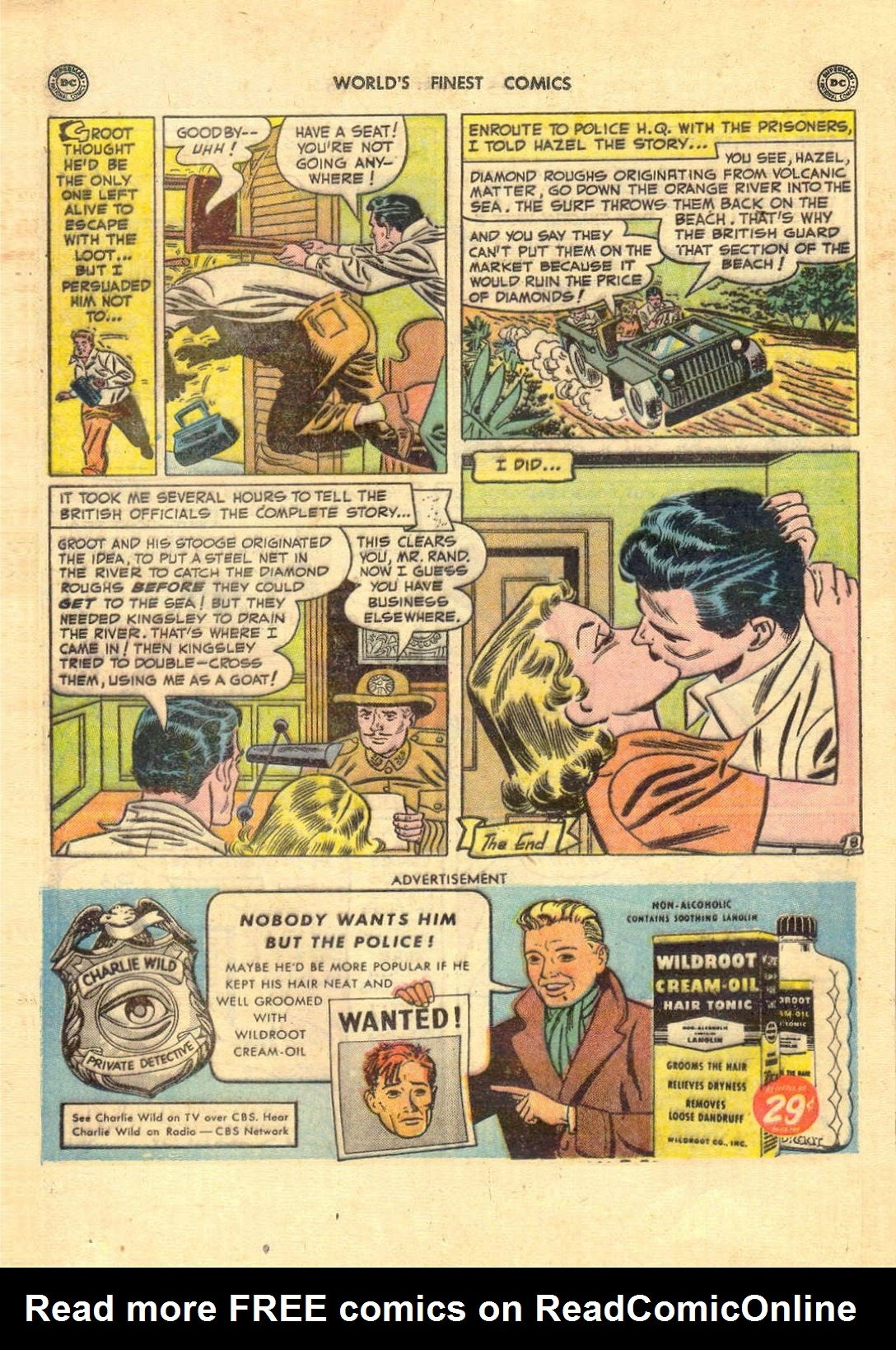 Read online World's Finest Comics comic -  Issue #52 - 34