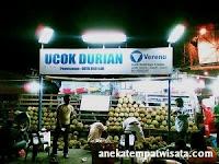 Kedai Durian Ucok Medan