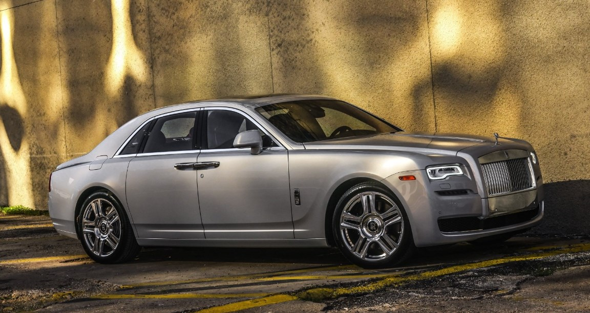 2018 Rolls Royce Ghost Release Date and Info - Ford References