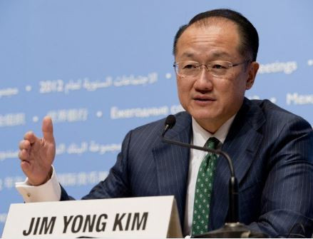 World Bank president, Jim Yong Kim resigns