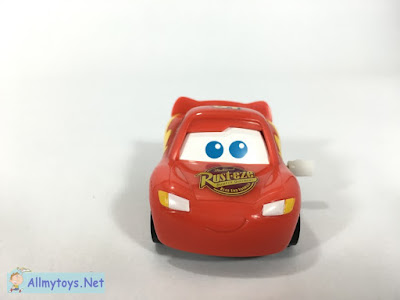 Mc Queen Car Wind Up Toy