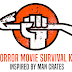Horror Movie Survival Kit Inspired by ManCrate