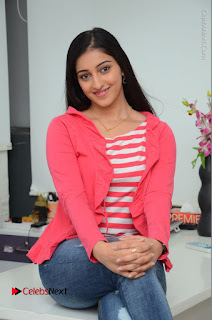 Telugu Actress Mouryani Latest Pos in Blue Denim Jeans  0157.JPG