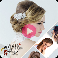 Hairstyles video tutorials [App]