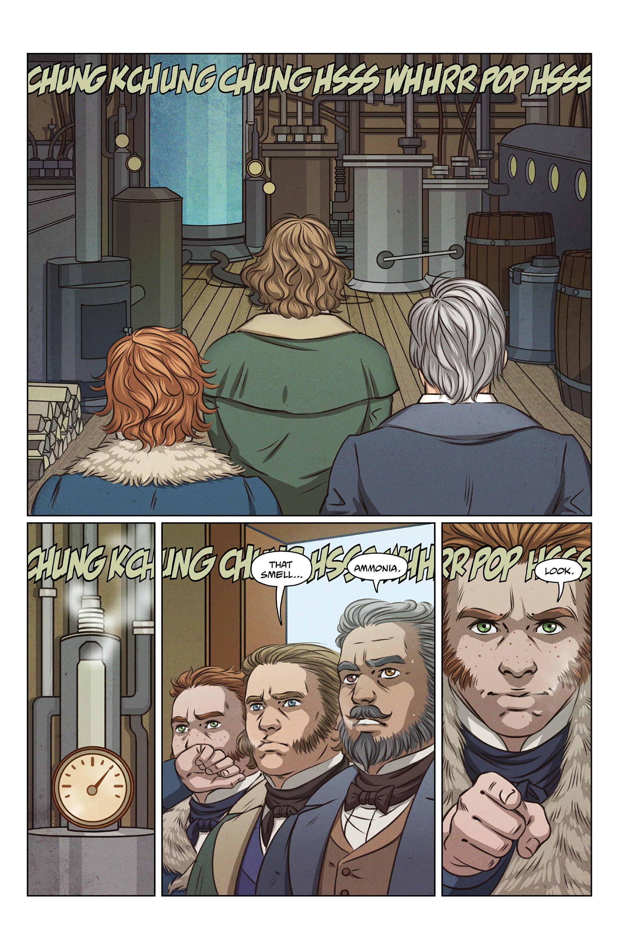 Read online Abe Sapien comic -  Issue #27 - 17