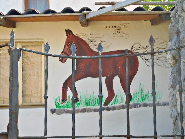 Murales a Rebeccu