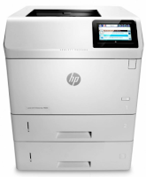 Complete all your documentation work faster but with lower power consumption. Security feature support keeps the HP LaserJet Enterprise M506x Printer access from outside interference. Use this Printer with an HP Toner original cartridge with JetIntelligence technology so you can print more than usual