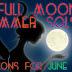 Full Moon - Summer Solstice June 20 2016