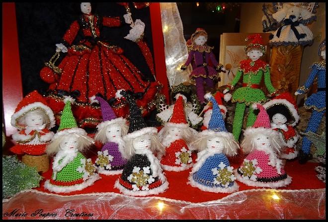 Lutins  fées de Noël