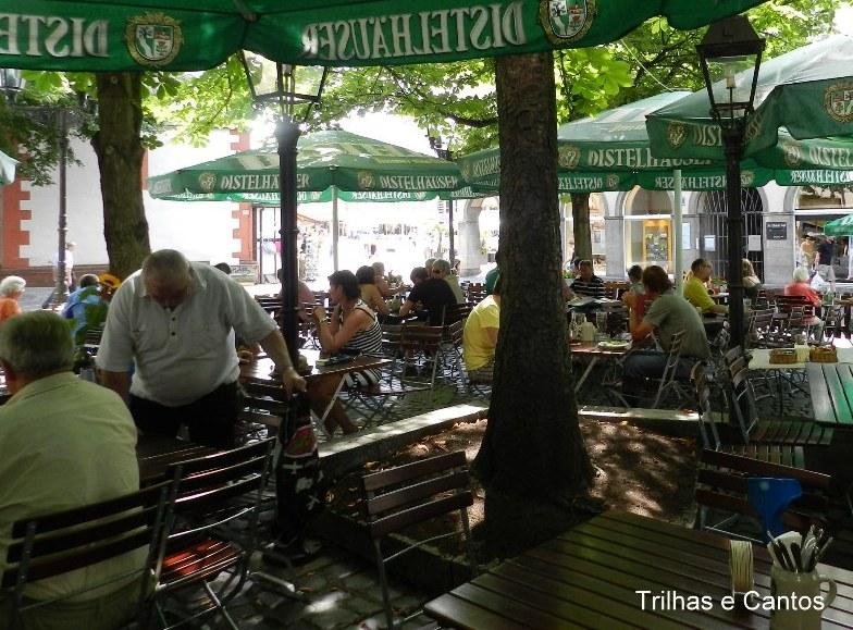 Biergarten Alemanha