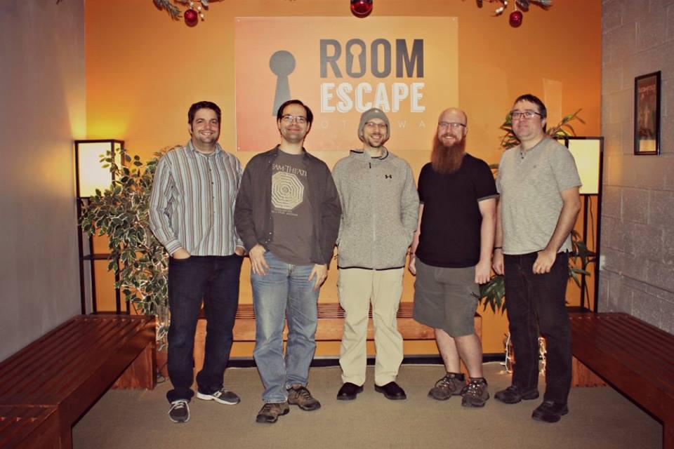 Room Escape Ottawa Serial Killer
