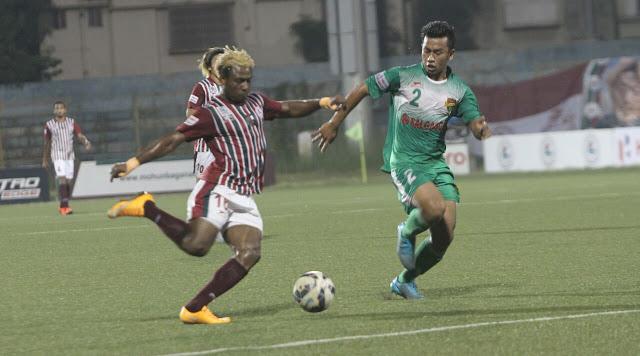 Hero Federation Cup 2016: Mohun Bagan beat Salgaocar FC