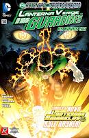 Os Novos 52! Lanterna Verde - Os Novos Guardiões #14