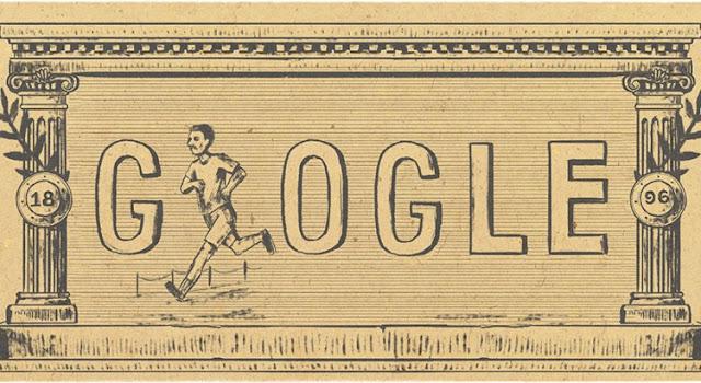 Pesta Olahraga Dunia pertama Google Doodle Hari Ini