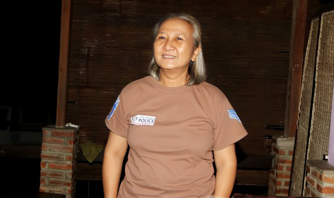 Yati Surachman pemeran nenek Siti