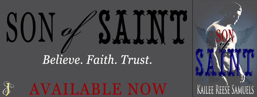Son of Saint Release Blitz