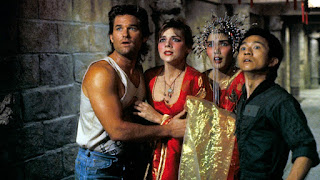 big trouble in little china-kurt russell-kim cattrall-suzee pai-dennis dun