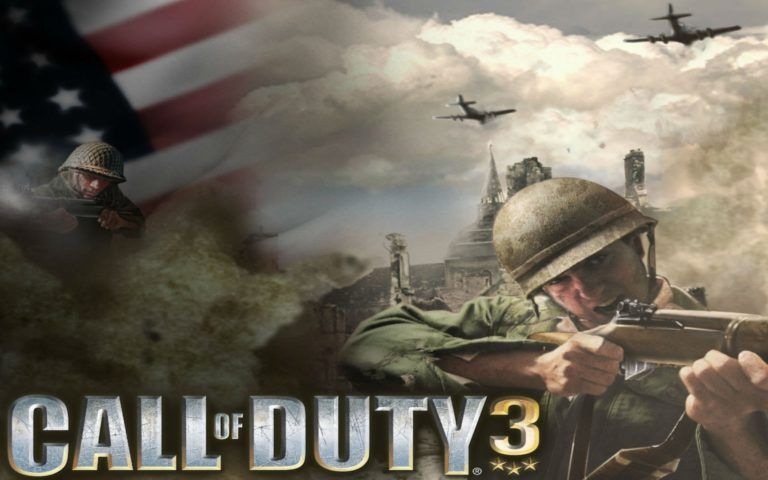 Call of Duty 3 Game Review