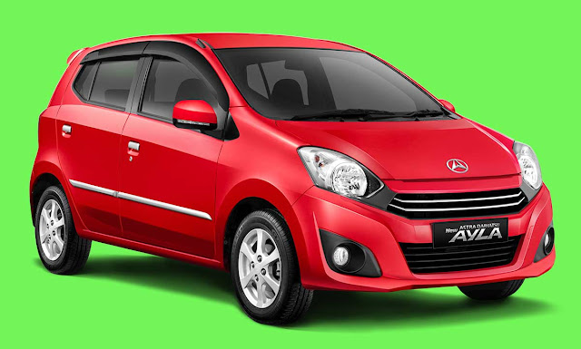 Spesifikasi dan Harga New Astra Daihatsu Ayla Type X 1.0
