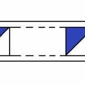Sawtooth foundation paper piecing