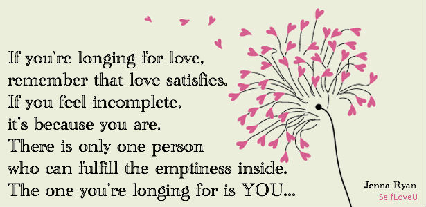Yearning Love Quotes