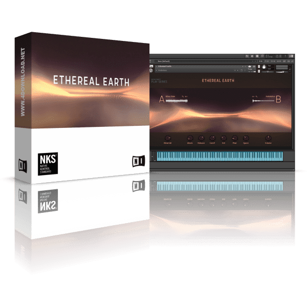 Native Instruments Ethereal Earth 2.0.2 KONTAKT Library