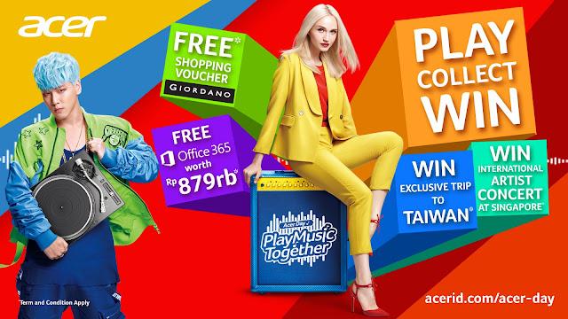 Menyambut Serunya Acer Day 2018 Di Kota Makassar