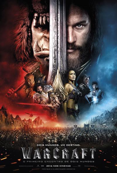 Warcraft: O Primeiro Encontro de Dois Mundos Dublado Brasileiro