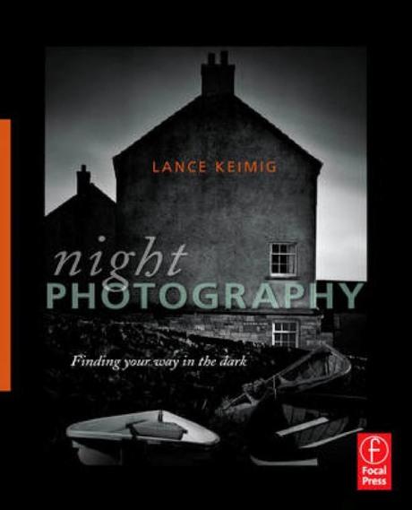 Portada libro PDF: Fotografía nocturna