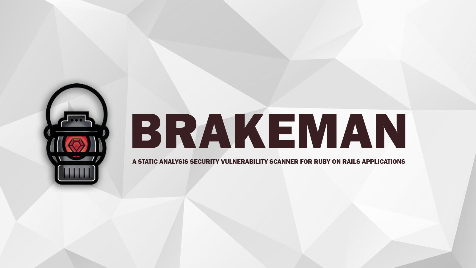 Brakeman - A Static Analysis Security Vulnerability Scanner For Ruby on Rails Applications