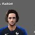 PES6 Adrien Rabiot Face 2018