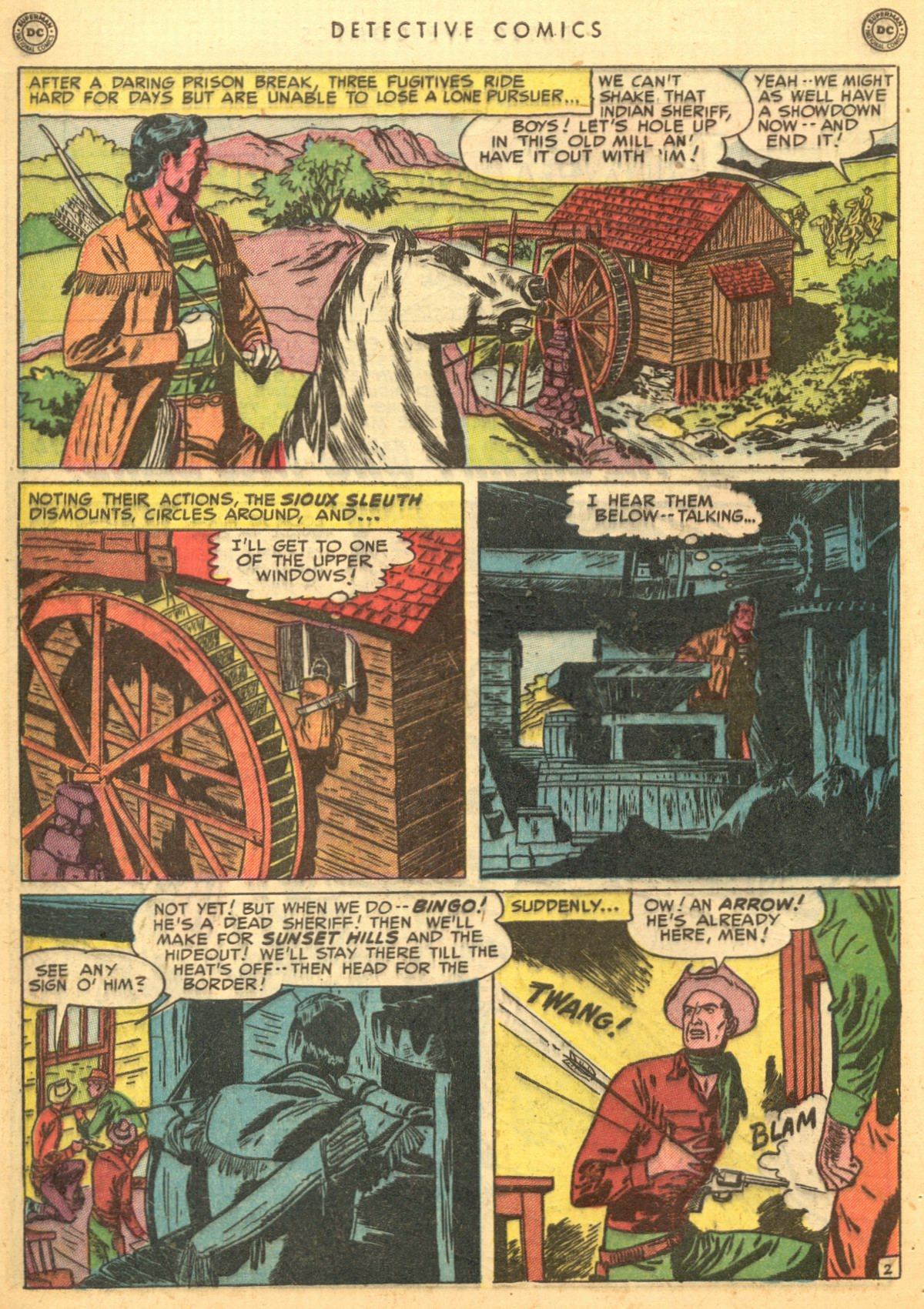 Read online Detective Comics (1937) comic -  Issue #170 - 40