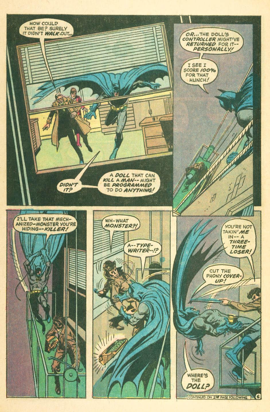 Detective Comics (1937) 427 Page 7