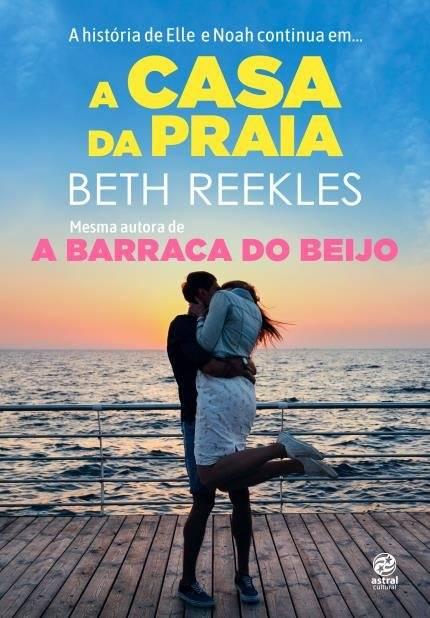A Casa Da Praia, Beth Reekles - eBook - Bertrand